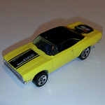 Hot Wheels '70 ROAD RUNNER ROADRUNNER PLYMOUTH 440 YELLOW BLACK @sold@